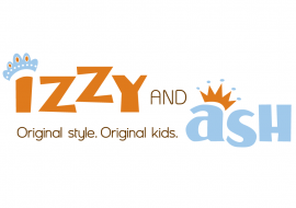 Izzy and Ash Logo