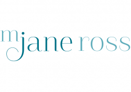 M. Jane Ross Logo