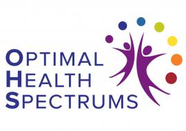 Optimal Health Spectrums Logo