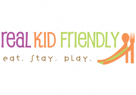 Real Kid Friendly Logo