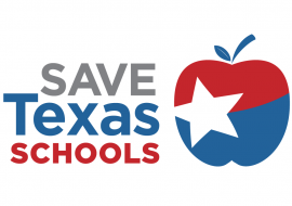 Save Texas Schools Logo