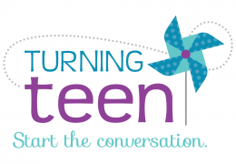 Turning Teen Logo