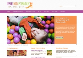 Real Kid Friendly Website