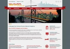 WASHTO Convention Website