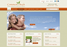 Common Steps Website