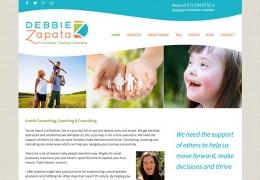Debbie Zapata Website