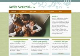 Katie Malinski Website