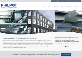 Philpot Consulting Services Website