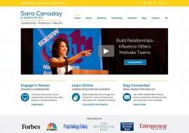 Sara Canaday Website