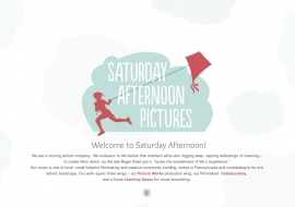 Saturday Afternoon Pictures Website