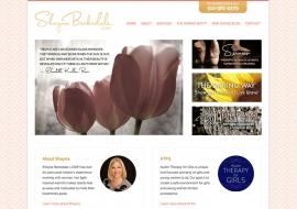 Shayna Barksdale Website