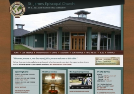 St. James Episcopal Church Website