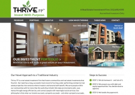 Thrive FP Website