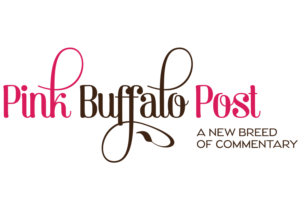 Pink Buffalo Post Logo