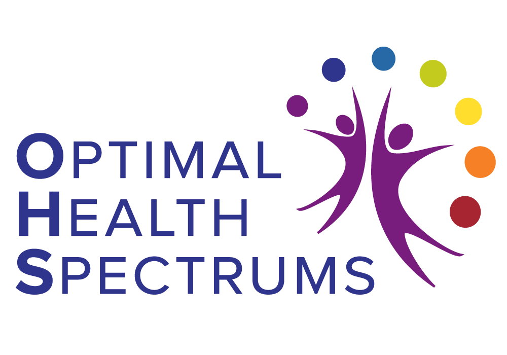 Optimal Health Spectrums Logo