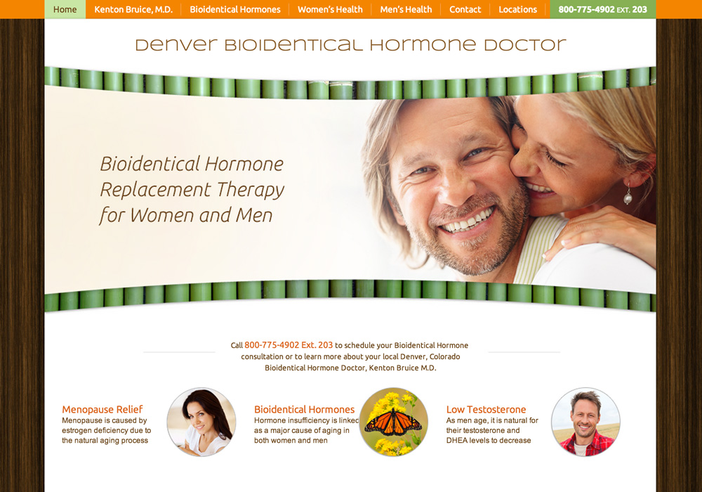 Denver Medical Website