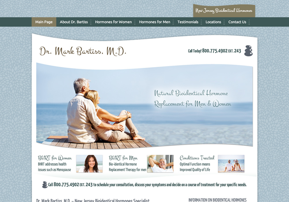 New Jersey Medical Website