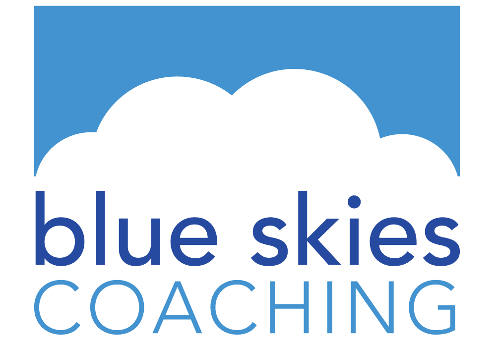 Blue Skies Coaching Logo