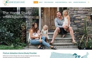 Home Study Hive website